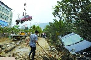 贵州望谟洪灾致21死31失踪 发生112处地质灾害
