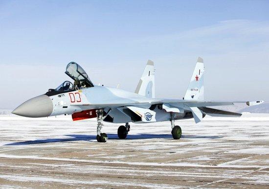 俄专家称中国大量购苏35 证明国产发动机不过关