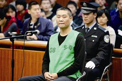 男子因喇叭吓哭儿子刺死司机 称持刀是自卫(图)