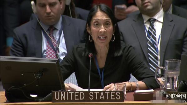 美英指责中俄否决涉叙利亚决议 中方代表强硬回击
