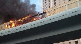 厦门公交纵火爆炸案 致47人死亡34人伤