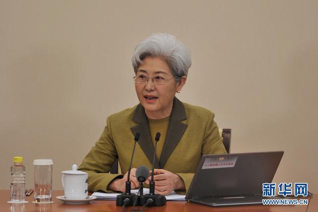 傅莹反问美记者:世界冲突哪个是中国造成的?