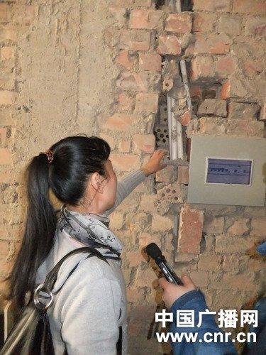 包头最大棚户区改造曝质量问题 500多户墙体开裂