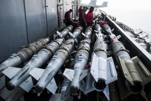 美国对外宣称超过40个国家愿意参与打击ISIS