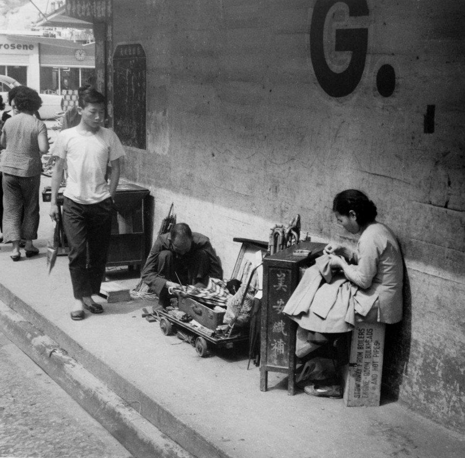 1951年,土瓜湾。