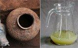 陕西考古发现前秦国古酒