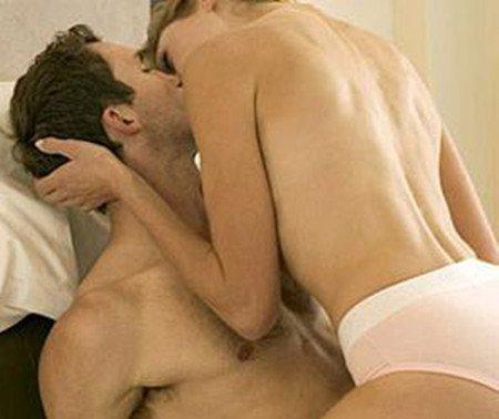 男人爱一个女人第一想到的是吻它