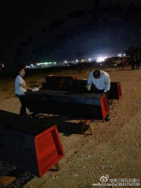 缅甸空军越境4次投弹3次 遇难者中两人系父子