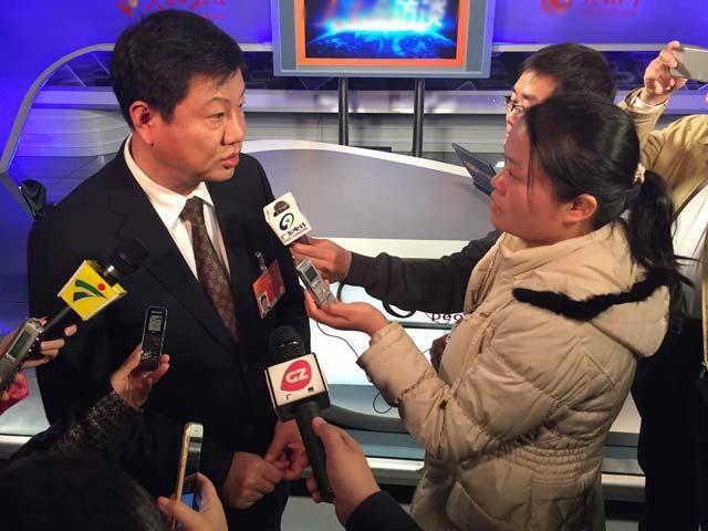 陈建华:广州互联网基础坚实 吸引微信等团队