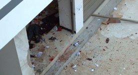 云南巧家社区服务大厅人为爆炸 4死16伤