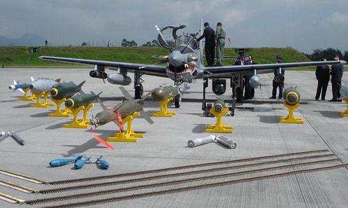 菲律賓計劃購買24架巴西產螺旋槳戰鬥機(圖)