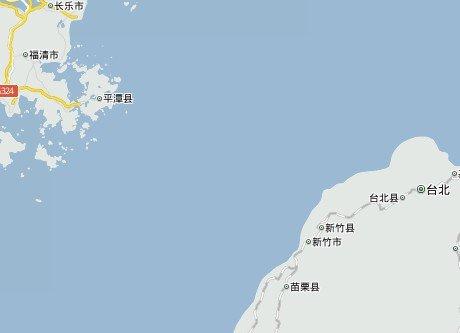 福建平潭地理位置