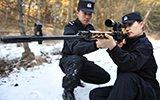 揭秘80后女乘警:出枪射击2秒完成