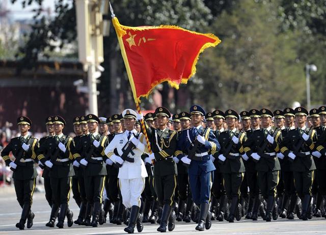 国防部回应建军90周年是否阅兵