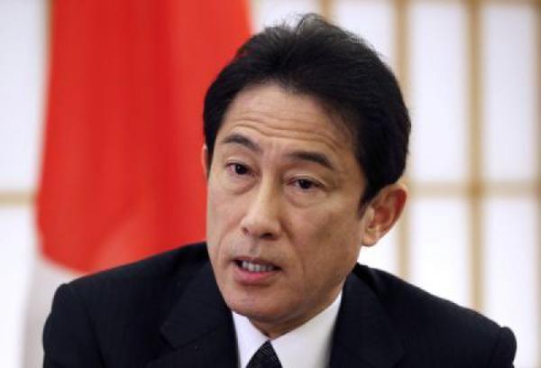 日本外相两年内罕见连续访华 急于开展对话