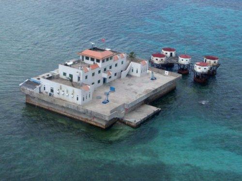 菲考虑全天候监视黄岩岛 防中国趁机建礁堡