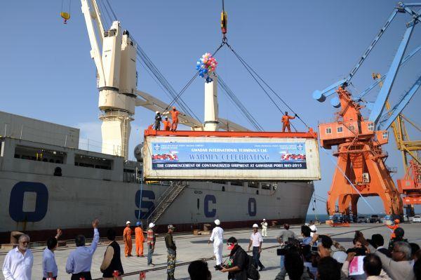 外媒:巴同意俄使用瓜德尔港 俄欲加入中巴经济走廊
