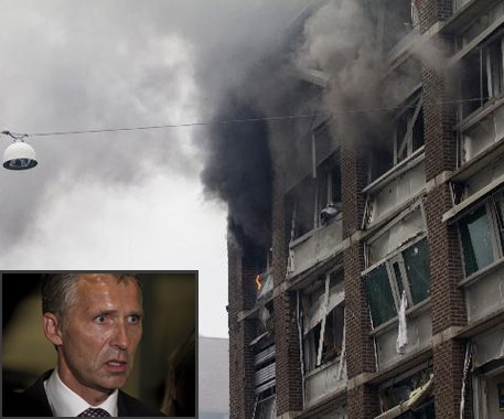 首相办公室爆炸受损 爆炸时首相在家办公