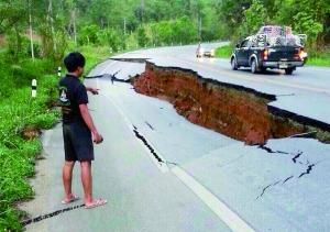 泰国北部发生6.1级地震 曼谷清迈有震感