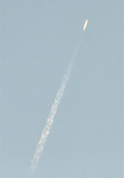 朝鲜中央电视台:朝鲜今日成功发射人造卫星