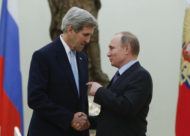 占豪:普京逼白宫做交易对华启示 解决南海要种岛