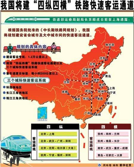 世界最长最快高铁全线铺通 开启京沪新时代