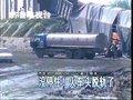 视频:山东滨州火车进站时脱轨车头冲出10余米