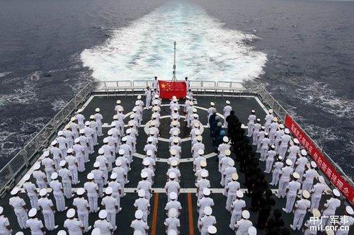 """日媒:中国在南海举动""""过了头"""" 扇美国耳光"""