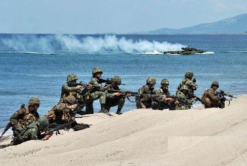 菲律宾为争夺南海主权欲突破宪法邀美军驻扎