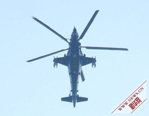 美媒体称中国借欧美民用航空技术造出武直10