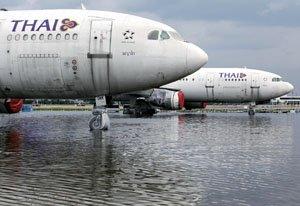 曼谷第2大机场关闭 我驻泰使馆将营救遇险华人