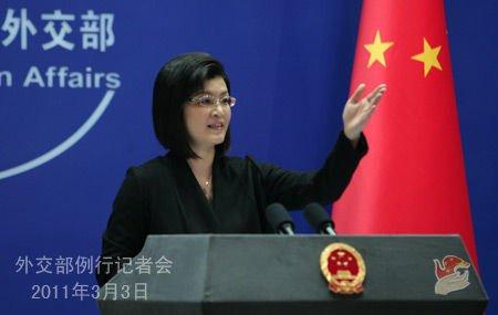 外交部回应中国警方约谈外国驻京记者(图)_新闻_腾讯网 - sunup1997 - 小杂货铺