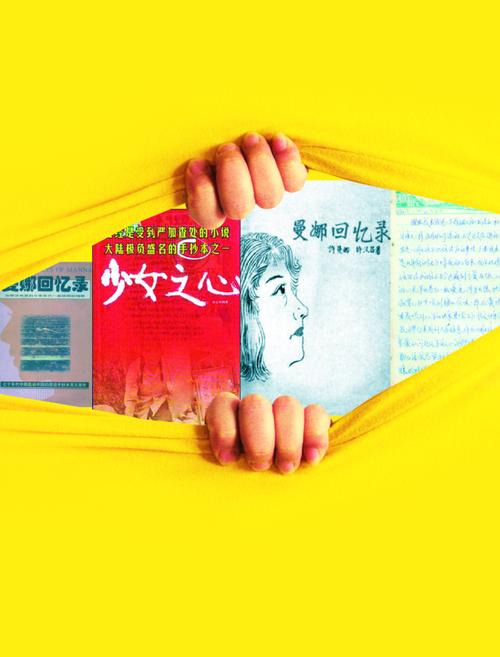 阅读黄色小说少女之心_禁书《少女之心》是青春期纯爱小说(图)
