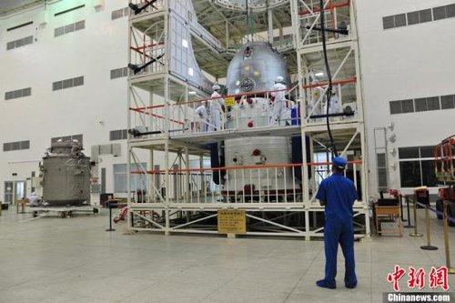 中国制定近百种故障预案应对航天器交会对接风险
