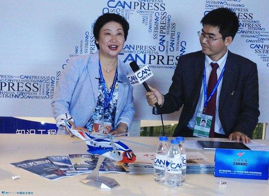 专访空中客车中国公司企业资讯副总裁米晓春