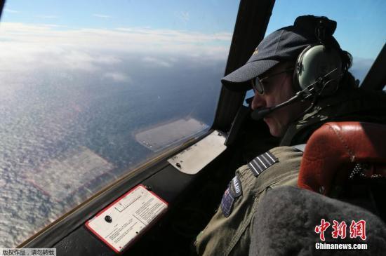 澳称愈发确信残骸来自MH370 此前搜索区域正确