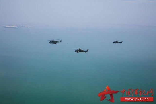 越南抗议无效 中国军方首次证实西沙海空军演