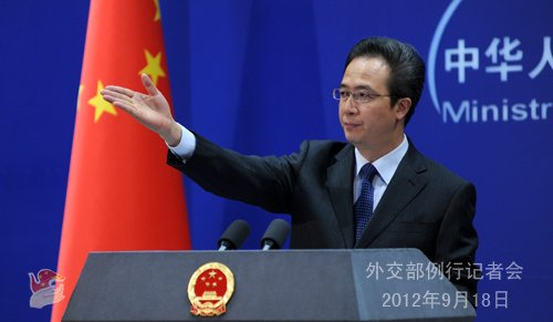 中国就钓鱼岛密集回应 日本首相今天或阐明立场