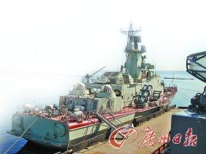 越南南海军演示威意味浓重 菲律宾欲浑水摸鱼