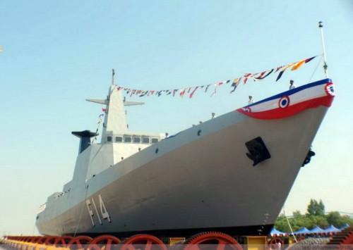 外媒:中国帮缅甸建隐身护卫舰 或配海红旗9导弹