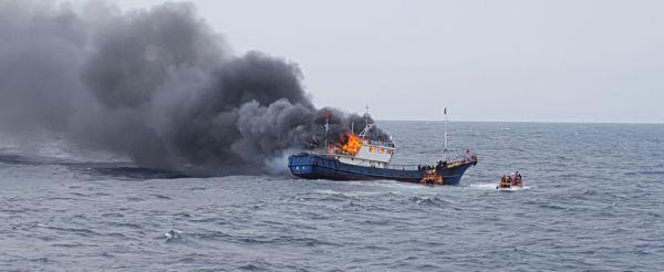 韩媒:韩国海警举行实弹演习 模拟追击中国船只