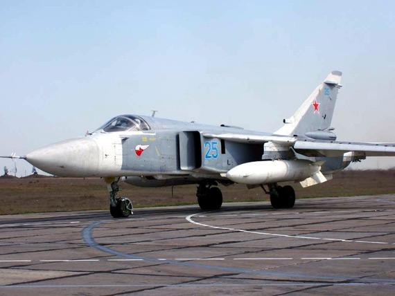 俄轰炸机在叙失事原因或系机械故障或机组失误