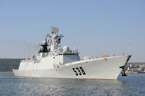 外媒:中国正在地中海沿岸扩张 令欧美不安 (原帖