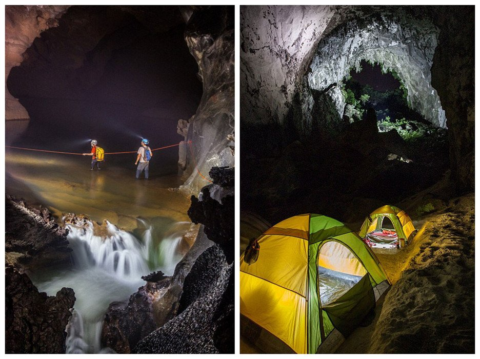 【转】越南现世界最大洞穴 内生雨林 - 龙潭客 - 依山小筑