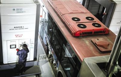 北京天津间高速路将建电动车充电站