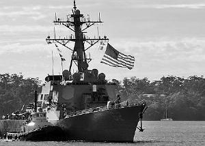 美国拟向日本增派2艘反导驱逐舰以应对威胁