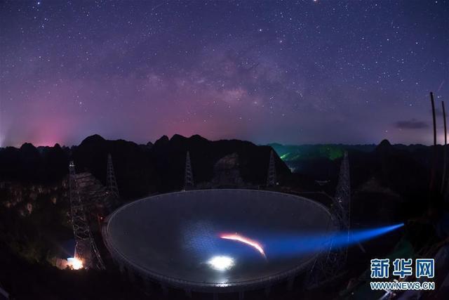 中国建全球最大射电望远镜探测外星生物 能领先20年
