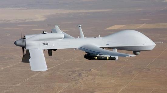 美最新隐身无人机首飞可载核弹 航程超中国云影3倍