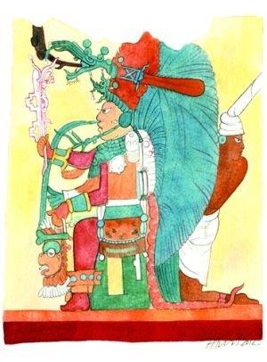"""玛雅""""2012年世界末日说""""被考古学家推翻"""