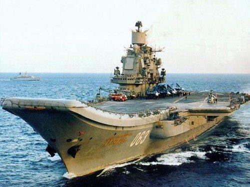 海军专家:俄航母是四不像 印度策略却很独到